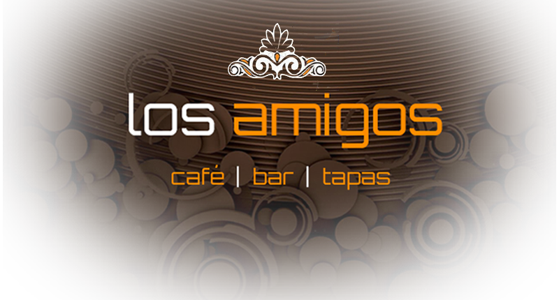 Los Amigos, Playa Bastians place to eat and Meet - cafe, bar, tapas